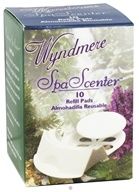 Wyndmere Naturals - Aromatherapy Diffuser SpaScenter Professional Series Refill Pads - 10 Pad(s), from category: Aromatherapy