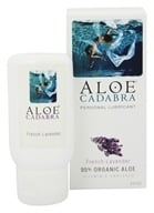 Aloe Cadabra - Natural Aloe Personal Lubricant French Lavender - 2.5 oz.