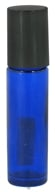 Image of Wyndmere Naturals - Cobalt Blue Glass Bottle Roll-On - 0.27 oz.