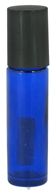 Wyndmere Naturals - Cobalt Blue Glass Bottle Roll-On - 0.27 oz. by Wyndmere Naturals
