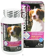 Cosequin - Advanced Strength Joint Health Supplement Plus Vitamins & Minerals For Dogs - 30 Chewable Tablets formerly Cosequin Multi for Small and Large Dogs