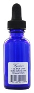 Image of Wyndmere Naturals - Cobalt Blue Glass Bottle with Dropper - 1 oz.