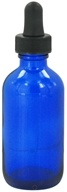 Wyndmere Naturals - Cobalt Blue Glass Bottle with Dropper - 2 oz., from category: Aromatherapy