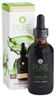 Pure Inventions - Green Tea Liquid Dropper Vanilla Creme - 2 oz. by Pure Inventions