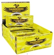 Thunderbird Energetica - Gluten Free Raw Energy Bar Sweet Lemon Rain Dance - 1.7 oz. by Thunderbird Energetica