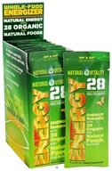Natural Vitality - Energy 28 Whole Food Energizer - 15 Packet(s)