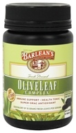 Image of Barlean's - Fresh Pressed Olive Leaf Complex 1200 mg. - 45 Softgels