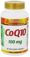 Michael's Naturopathic Programs - CoQ10 100 mg. - 60 Softgels - $11.94