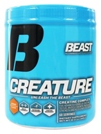 Image of Beast Sports Nutrition - Creature Professional Strength Creatine Blend Citrus 60 Servings - 300 Grams