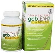 Image of BioGenetic Laboratories - GCB Lean 800 Green Coffee Bean - 120 Capsules