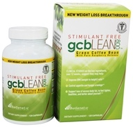 BioGenetic Laboratories - GCB Lean 800 Green Coffee Bean - 120 Capsules