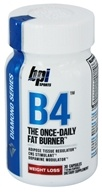 Image of BPI Sports - B4 Fat Burner Pre-Training - 30 Capsules