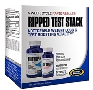 Gaspari Nutrition - Ripped Test Stack Limited Edition
