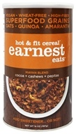 Earnest Eats - Hot and Fit Cereal Mayan Blend - 14 oz., from category: Health Foods