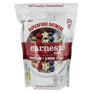 Earnest Eats - Hot and Fit Cereal American Blend - 14 oz., from category: Health Foods