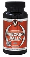 Wrecking Balls Testosterone Booster - 60 Capsules