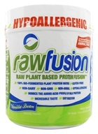 SAN Nutrition - Raw Fusion Plant Based Protein Vanilla Bean - 15.9 oz.