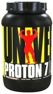 Universal Nutrition - Proton 7 Premium Protein Powder Chocolate Milkshake - 2.5 lbs., from category: Sports Nutrition
