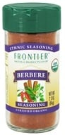 Frontier Natural Products - Berbere Seasoning - 2.3 oz., from category: Health Foods