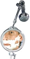 Zadro - Z'Fogless Telescoping Fogless Shower Mirror ZDW05 Chrome