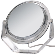 Zadro - Surround Light 7X Acrylic Vanity Mirror SS37 by Zadro