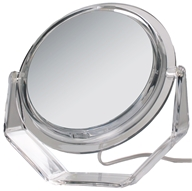 Zadro - Surround Light 5X Acrylic Vanity Mirror SS35 - $79.99