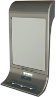 Zadro - Z'Fogless Water Mirror ZW20SS Stainless Steel by Zadro