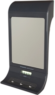 Image of Zadro - Z'Fogless Water Mirror ZW20 Midnight Gray