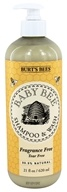 Burt's Bees - Baby Bee Shampoo & Wash Tear Free Fragrance Free - 21 oz.