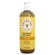 Image of Burt's Bees - Baby Bee Shampoo & Wash Tear Free Original - 21 oz.