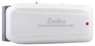 Zadro - Nano UV Disinfectant Scanner NANO01 Pearl by Zadro