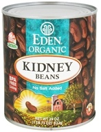 Eden Foods - Organic Kidney Beans - 29 oz., from category: Health Foods