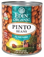 Eden Foods - Organic Pinto Beans - 29 oz., from category: Health Foods