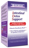 MRM - Intestinal Detox Support - 60 Vegetarian Capsules by MRM