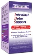 MRM - Intestinal Detox Support - 60 Vegetarian Capsules (609492350015)