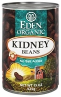 Eden Foods - Organic Kidney Beans - 15 oz., from category: Health Foods
