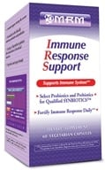 Image of MRM - Immune Response Support - 60 Vegetarian Capsules CLEARANCE PRICED