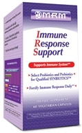 MRM - Immune Response Support - 60 Vegetarian Capsules CLEARANCE PRICED - $10.10
