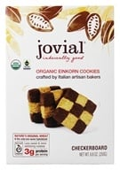 Jovial Foods - Einkorn Cookies Checkerboard - 8.8 oz., from category: Health Foods