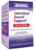 MRM - Intestinal Bowel Support - 15 x 7g Stick Packets, from category: Nutritional Supplements