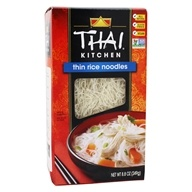 Thai Kitchen - Thin Rice Noodles Vermicelli-Style - 8.8 oz. (737628025305)
