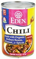 Eden Foods - Chili Organic Kidney Beans and Kamut - 15 oz. by Eden Foods