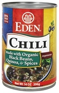 Eden Foods - Chili Organic Black Bean and Quinoa - 15 oz. by Eden Foods