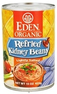 Image of Eden Foods - Organic Refried Kidney Beans - 15 oz.