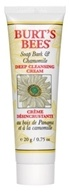 Burt's Bees - Deep Cleansing Cream Soap Bark & Chamomile - 0.75 oz.