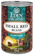 Eden Foods - Organic Small Red Beans - 15 oz., from category: Health Foods