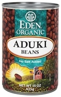 Eden Foods - Organic Aduki Beans - 15 oz., from category: Health Foods