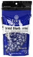 Eden Foods - Organic Dried Blueberries - 4 oz. - $10.57
