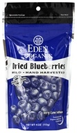 Eden Foods - Organic Dried Blueberries - 4 oz. by Eden Foods