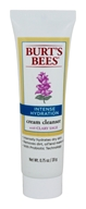 Burt's Bees - Cream Cleanser Intense Hydration with Clary Sage - 0.75 oz. Travel Size Mini (792850018600)